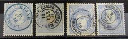 España 107(4) O - 1868-70 Provisional Government