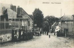 15 - DRUGEAC - Rue Principale - Remise à Neuf Dauzet - TBE - Unclassified