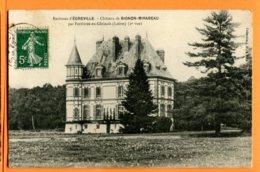 Lip290, Environs D'Egreville, Château De Bignon-Mirabeau Par Ferrières-en-Gâtinais, Circulée - Other Municipalities