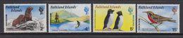 Falkland Islands 1974 Tourism 4v ** Mnh (41748) - Falklandeilanden