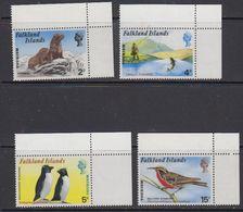 Falkland Islands 1974 Tourism 4v (corners) ** Mnh (41748A) - Falklandeilanden