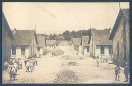 90 BELFORT 1922 Carte Photo Caserne - Casernes