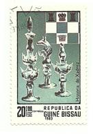 1983 - Guinea Bissau 199 Scacchi - Scacchi