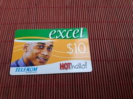 Prepaidcard Malawi 10 $ Used Rare - Malawi