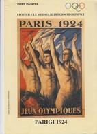I Poster E Le Medaglie Dei Giochi Olimpici PARIGI 1924  4 Pagine Coni Padova - Summer 1924: Paris