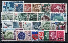RC 11396 REUNION CFA LOT DE TIMBRES NEUF ** TB - Réunion (1852-1975)