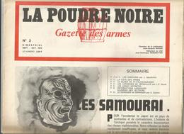GAZETTE DES ARMES    LA POUDRE NOIRE - Desde 1950