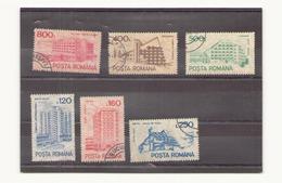 Roumanie 1991 N° 3976 A / F Oblitéré - 1948-.... Republiken