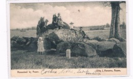 HUNN-2   ASSEN : Hunnebed ( Dolmen ) - Dolmen & Menhirs