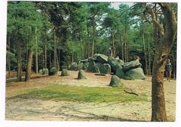 HUNN-3  DRENTHE : Hunnebed ( Dolmen) - Dolmen & Menhirs