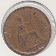 @Y@   Groot Brittanië   1  Penny   1965   (4763) - 1902-1971: Postviktorianische Münzen