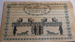 LES FABLES De NESTLE, 25pp, Quelques Jolies Illustrations Par Toussaint, Coins Dr. Sup. Grignoté - Livres, BD, Revues