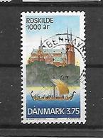 Dänemark  1998 Mi 1174  1000 Jahre Stadt Roskilde   Gestempelt - Dänemark