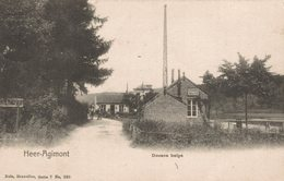 Heer-Agimont - Douane Belge - 2 Scans - Autres