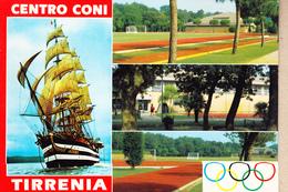 P92208 TIRRENIA PISA CENTRO CONI - Pisa