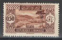 Grand Liban - YT 131 ** - Great Lebanon (1924-1945)