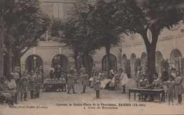 Couvent De Sainte Marie De La Providece Saintes Cour De Récréation - Saintes