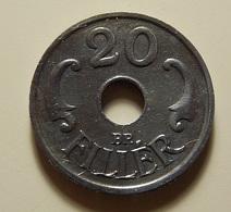 Hungary 20 Filler 1941 Varnished - Hongrie