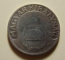 Hungary 20 Filler 1926 Varnished - Hongrie