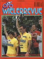 WIELERREVUE JAARGANG 9 N° 16  Cyclisme Wielrennen Cycling Ciclismo Ciclista Radsport - Ciclismo