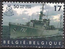 Belgien  (1999)  Mi.Nr.  2863  Gest. / Used  (9af19) - Gebraucht