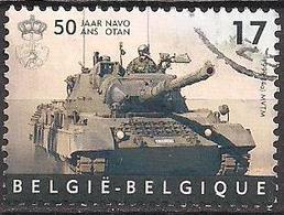 Belgien  (1999)  Mi.Nr.  2861  Gest. / Used  (9af20) - Gebraucht