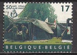 Belgien  (1999)  Mi.Nr.  2864  Gest. / Used  (9af21) - Belgium