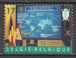 Belgien  (1999)  Mi.Nr.  2865  Gest. / Used  (9af28) - Gebraucht