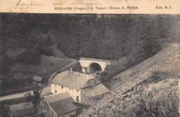 VOSGES  88  BUSSANG  LE TUNNEL - MAISON A. MURA - Col De Bussang