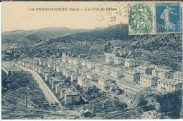 Gard : La Grand Combe, La Cité De Ribes - La Grand-Combe