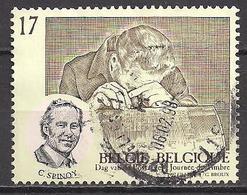 Belgien  (1997)  Mi.Nr.  2748  Gest. / Used  (9af26) - Belgium