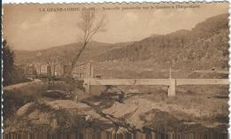 Gard : La Grand Combe, Nouvelle Passerelle Sur Le Gardon A L'Impostaire - La Grand-Combe