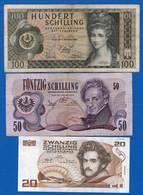 Autriche  5  Billets - Austria