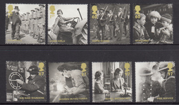 Great Britain MNH Michel Nr 2950/57 From 2010 / Catw 15.00 EUR - 1952-.... (Elizabeth II)