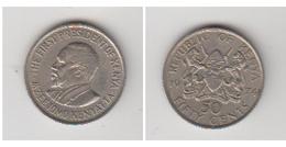 KENYA - 50 CENTS 1974 - Kenia