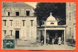 """CPA 52 Bourbonne Les Bains """" La Buvette """" - Bourbonne Les Bains"""