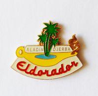 Pin's Club Vacances Eldorador Aladin Djerba Tunisie - 18A - Pin's