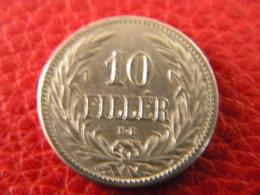 10 FILLER 1894. - Hongrie