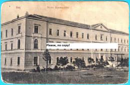 SINJ - Novo Sjemeniste ( Croatia ) * Travelled 1919. * Kroatien Croazia Dalmatia - Croacia