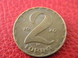 2 FORINT 1976. - Hongrie