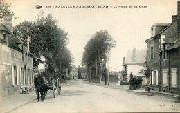 SAINT AMAND MONTROND - Saint-Amand-Montrond