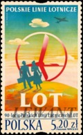 2019.01.31. 90th Anniversary Of LOT Polish Airlines - MNH - Unused Stamps