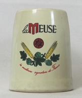 Chope à Bière En Grès - La Meuse - Meilleure Signature De France - Vaisselle, Verres & Couverts