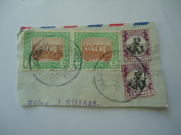 SUDAN USED STAMPS  WITH POSTMARKS - Soudan (1954-...)