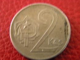 2 KORUN 1972. - Tchécoslovaquie