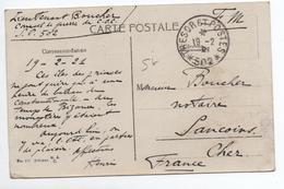 1921 - CPA De CONSTANTINOPLE (TURQUIE) Avec CACHET FM TRESOR ET POSTES *502* // CPA ILES DES PRINCES - Cachets Militaires A Partir De 1900 (hors Guerres)