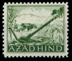 BES. 2WK NAT INDIEN Nr VIII-A Postfrisch X88A2F2 - Bezetting 1938-45