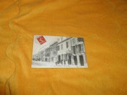 CARTE POSTALE ANCIENNE CIRCULEE DE 1907. / SAINT MIHIEL.- RUE SUR MEUSE. CACHET + TIMBRE - Saint Mihiel