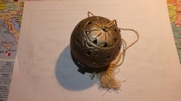 Boules A Encens - Ironwork