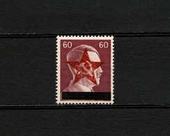 Germany 1945 Lokalausgaben Düsseldorf Postfrisch - Zone Soviétique